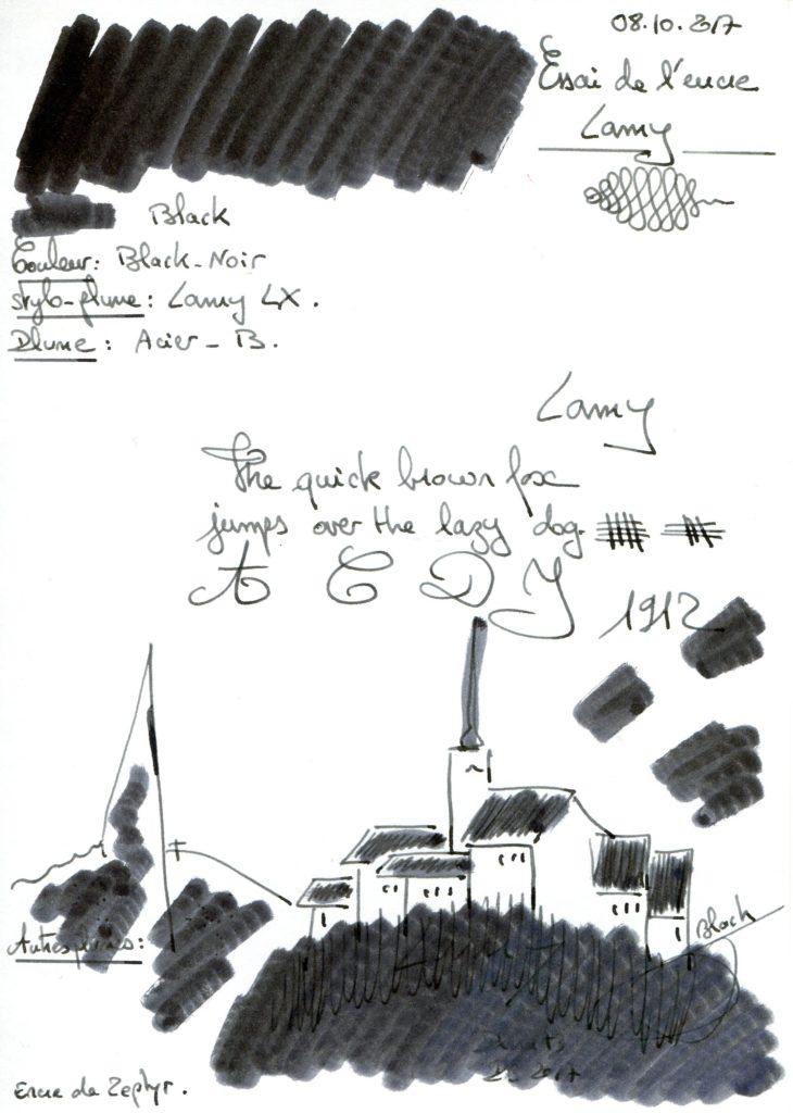 Black Ink Lamy – copie