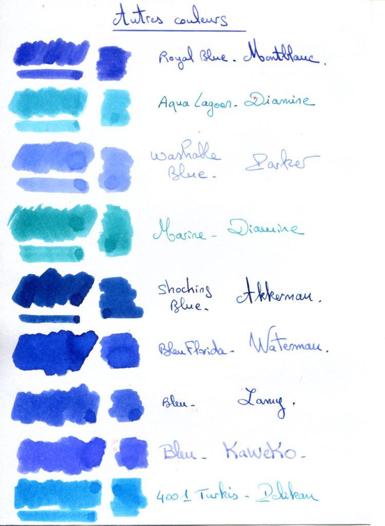 Blue Ink 1
