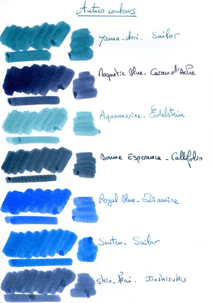 Blue Ink 10