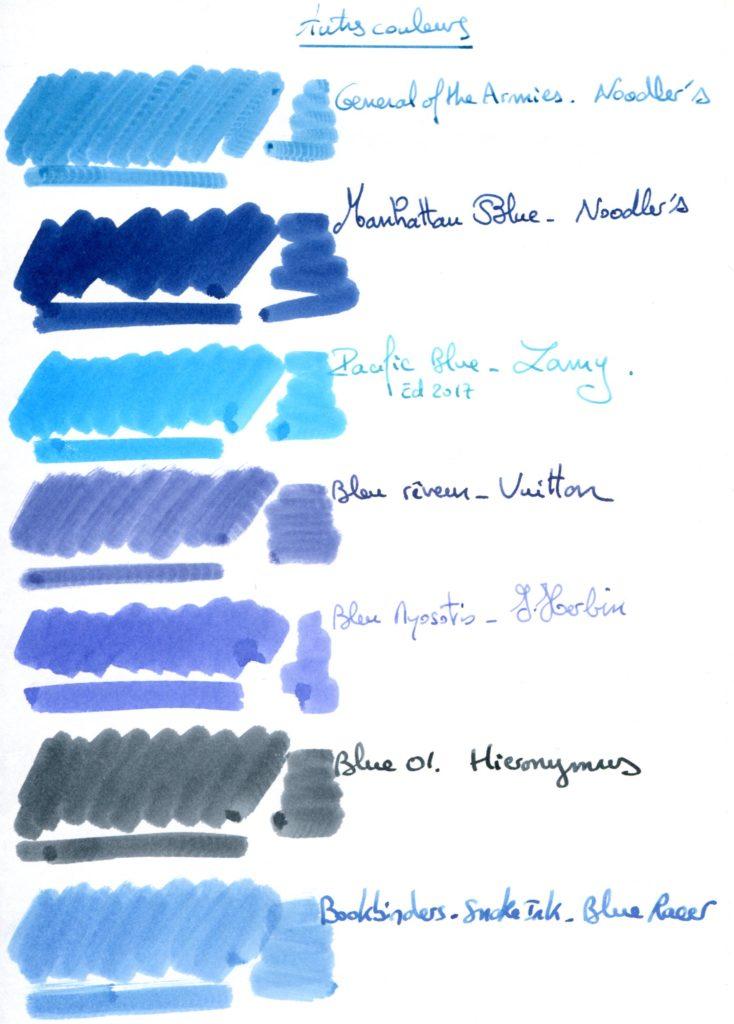 Blue Ink 13
