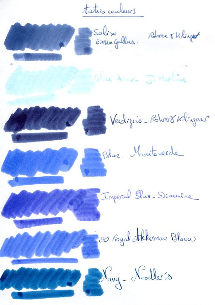 Blue Ink 6