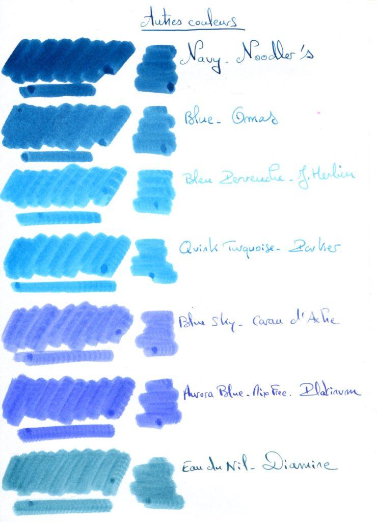 Blue Ink 7