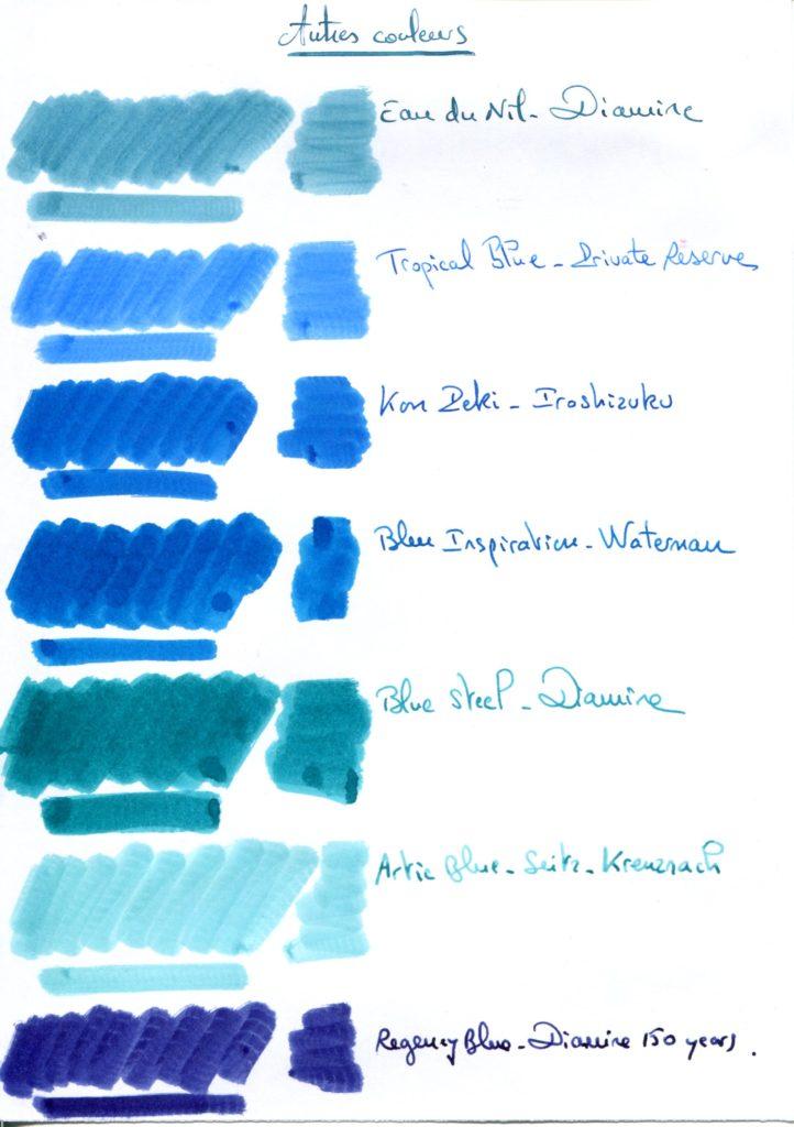 Blue Ink 8