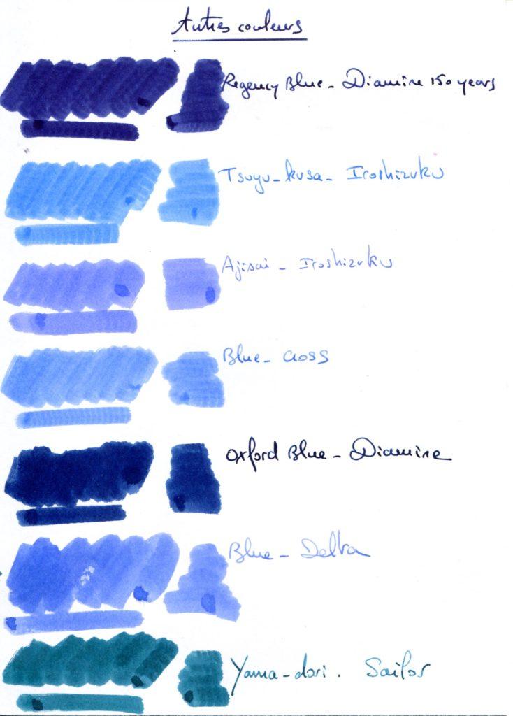 Blue Ink 9