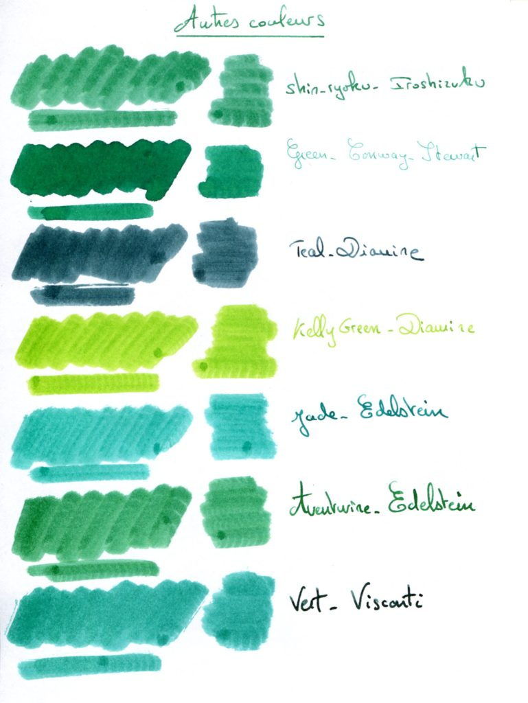 Green Ink 2