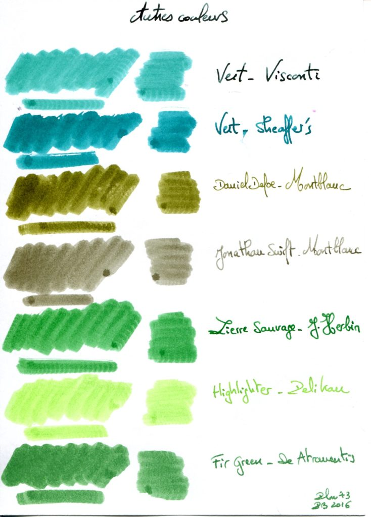 Green Ink 3