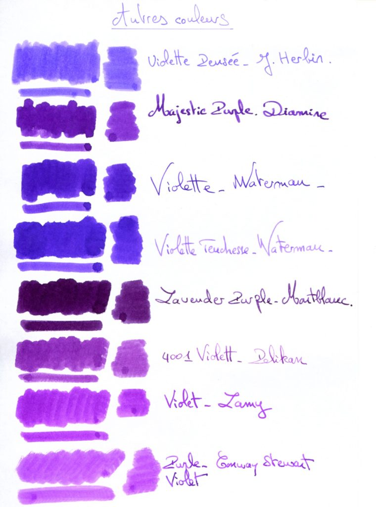 Purple Ink 1
