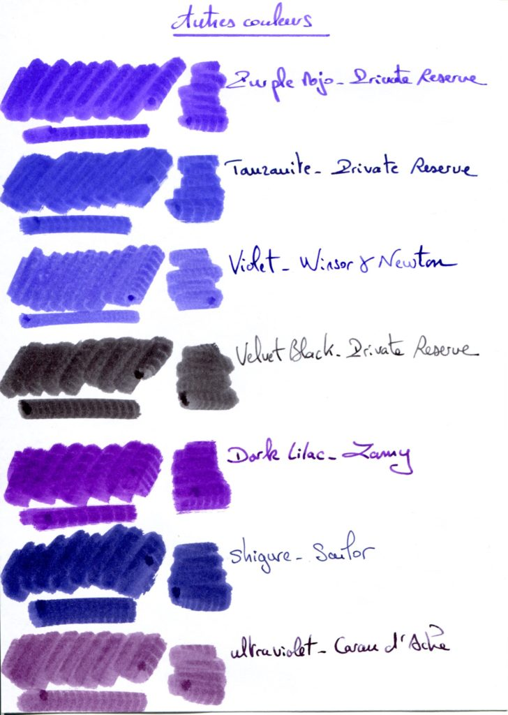 Purple Ink 3