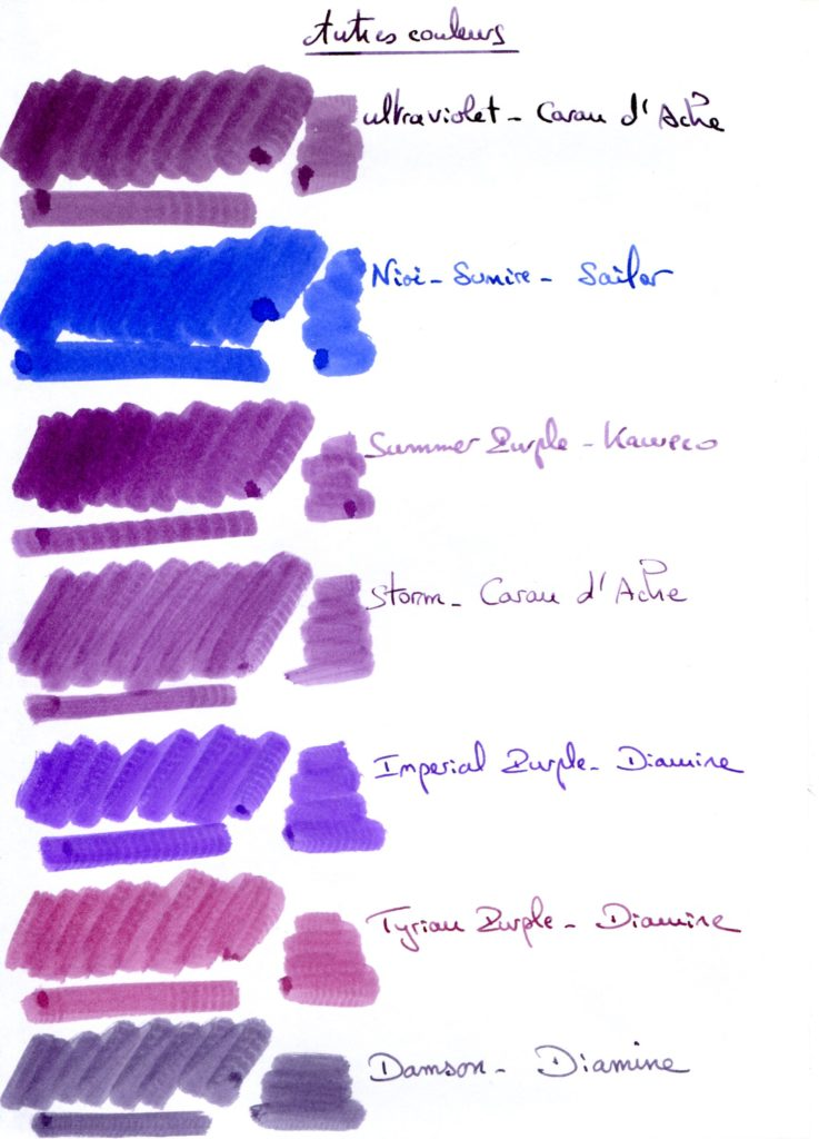 Purple Ink 4