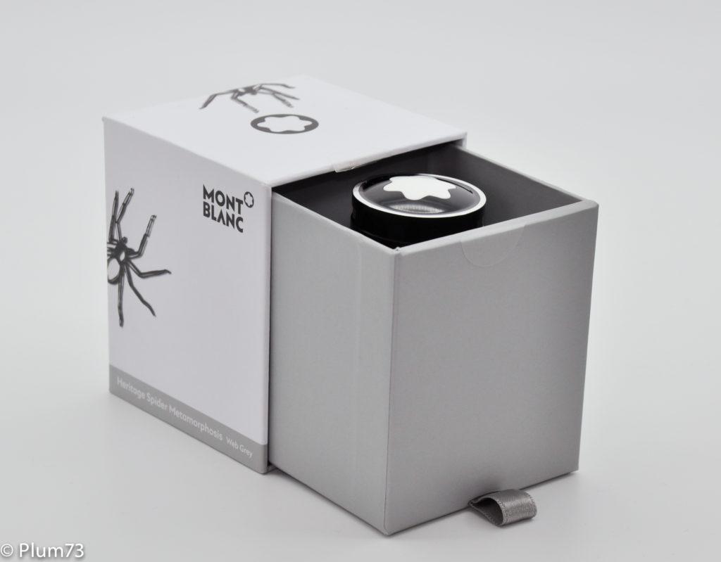 Montblanc Ink Spider 2