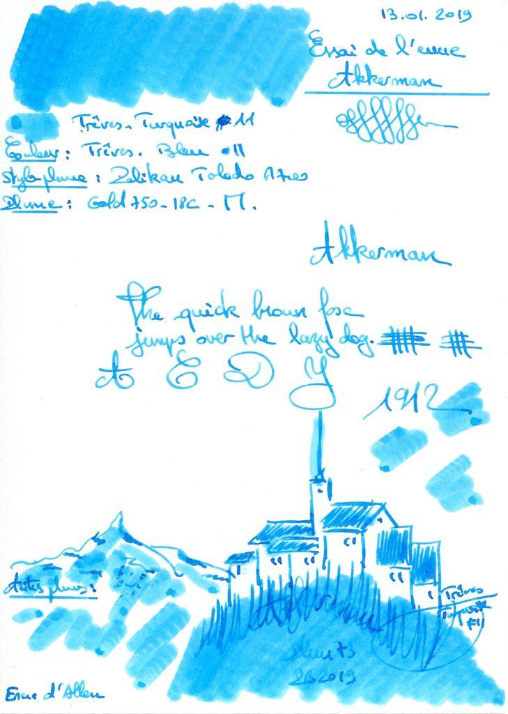 11 Treves Turquoise Ink Akkerman