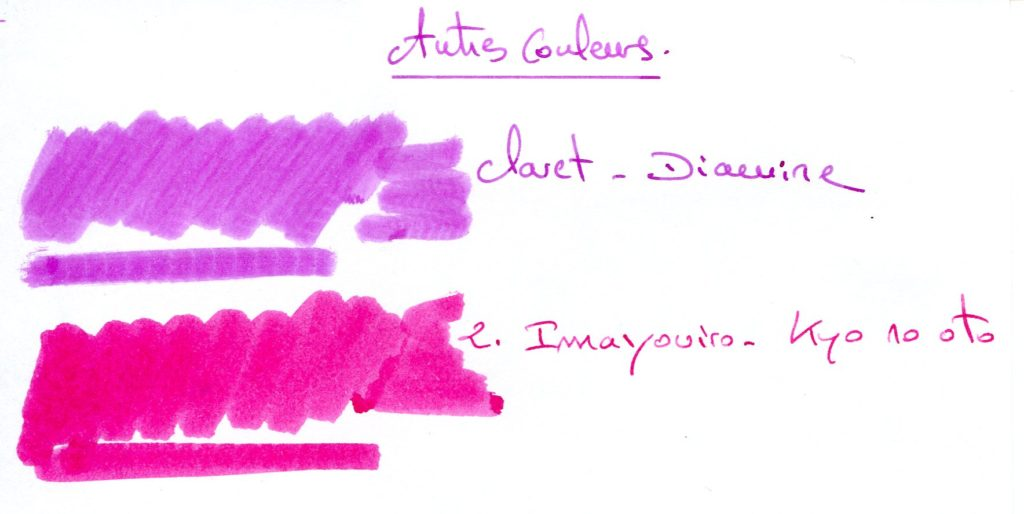 Pink Ink 4