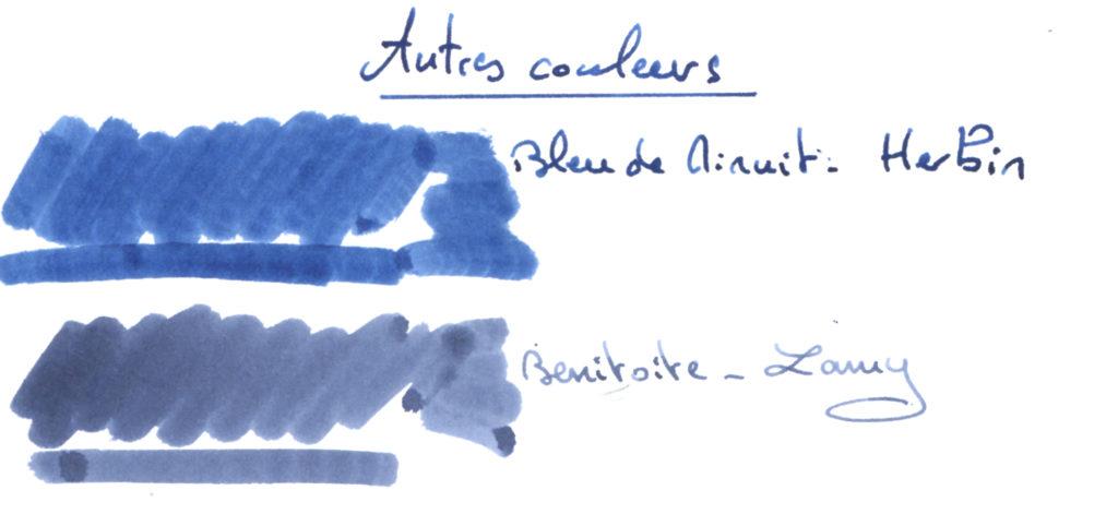 Blue Ink 20