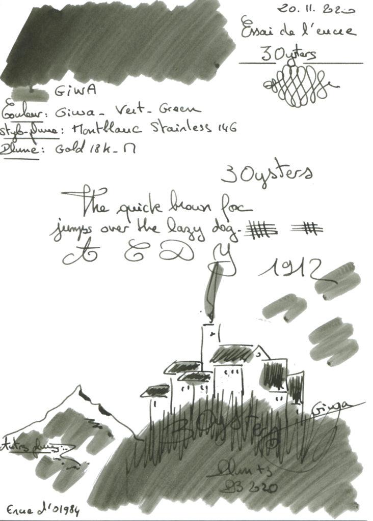 Giwa ink 3Oysters