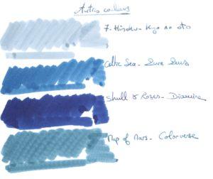Blue Ink 21